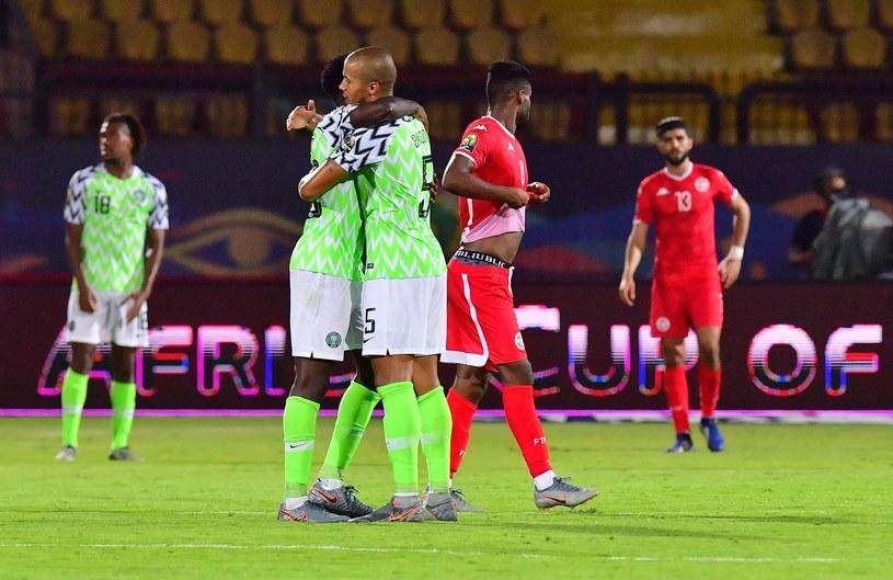 Nigeria zakończyła Puchar Narodów Afryki na trzecim miejscu /AFP