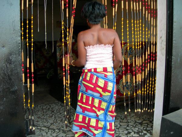 Nigeryjska prostytutka /AFP