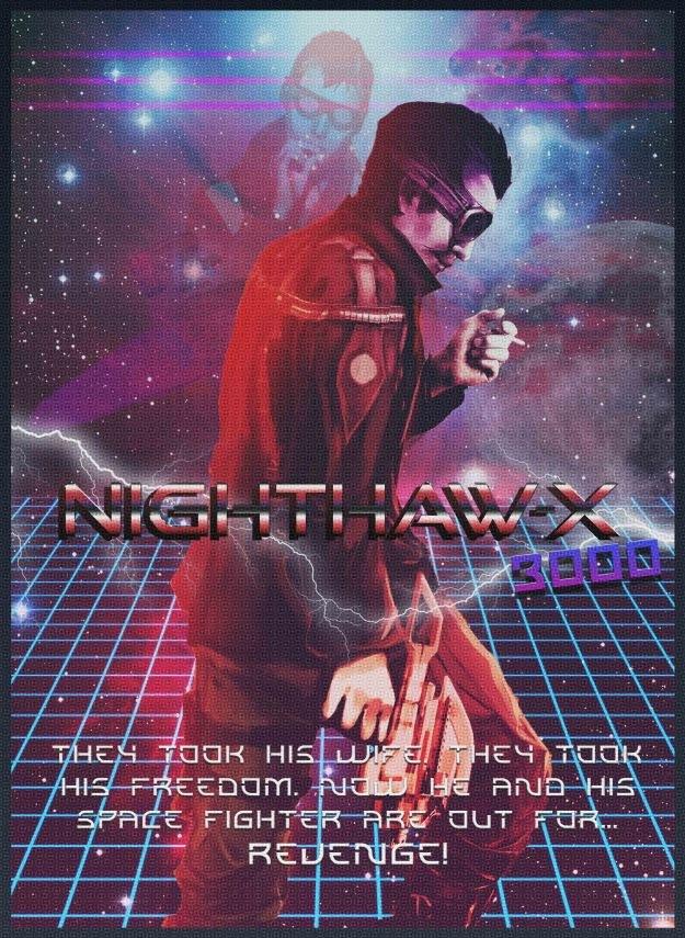 NIGHTHAW-X3000 /materiały źródłowe