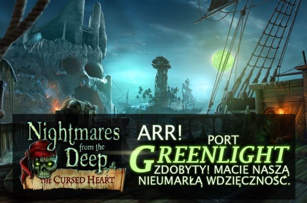 Nightmares from the Deep: The Cursed Heart /materiały prasowe