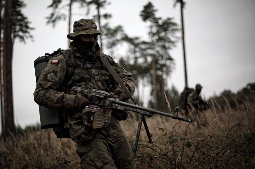 NIK miał również obiekcje co do prowadzenia prac nad wyposażeniem indywidualnym żołnierza kr. TYTAN. /Bartek Bera /INTERIA.PL