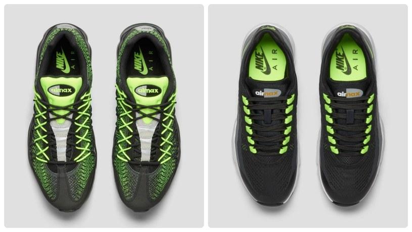 Nike Air Max 95 mają już 20 lat /materiały prasowe
