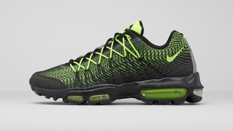 Nike Air Max 95 Ultra Jacquard /materiały prasowe
