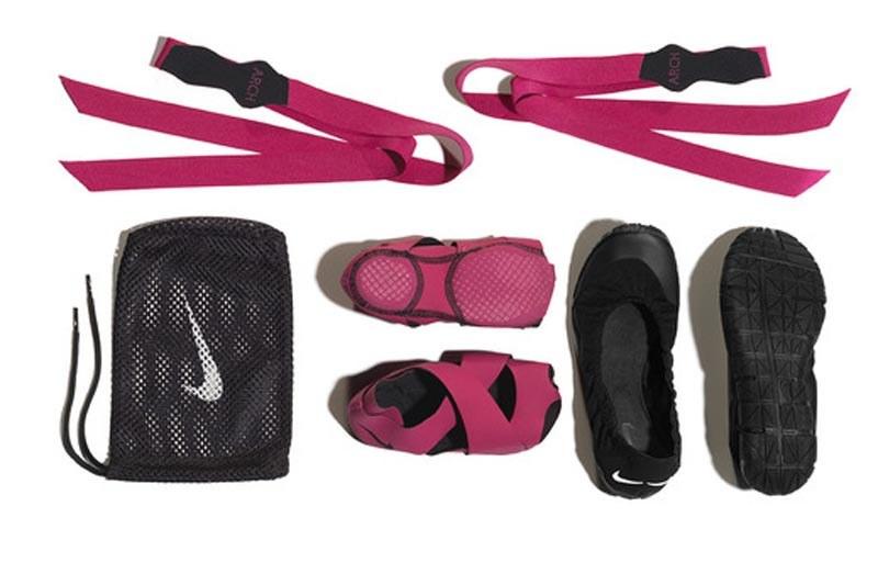 Nike Studio Wrap - 5 butów w jednym /materiały prasowe
