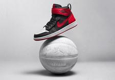 Nike ułatwia zakładanie iściąganie butów -Air Jordan 1