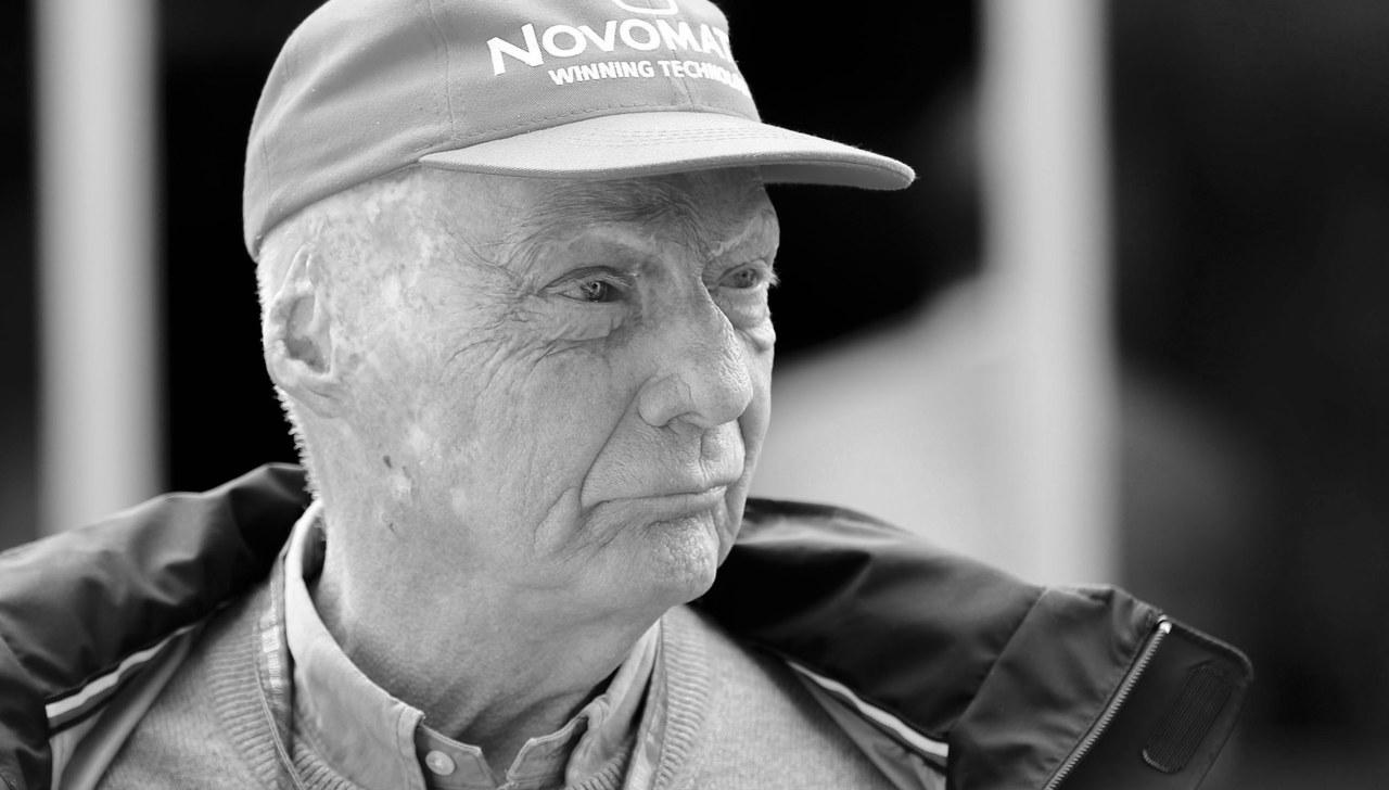 Niki Lauda nie żyje. Był trzykrotnym mistrzem świata Formuły 1