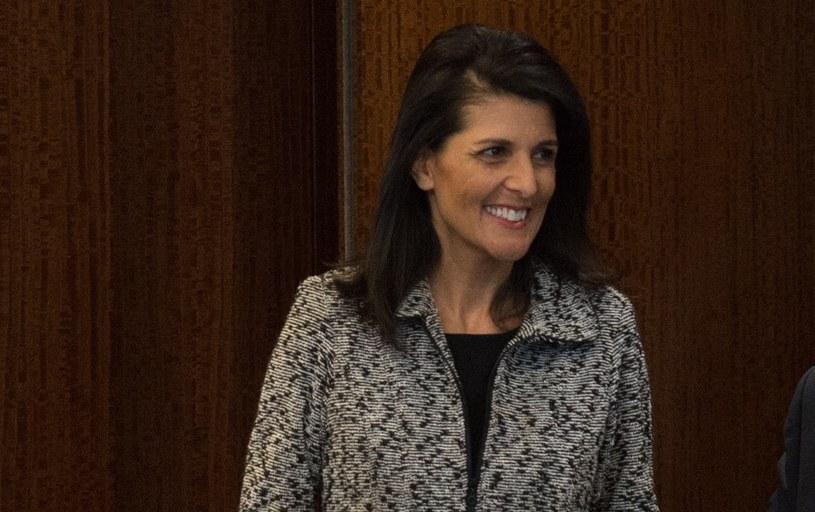 Nikki Haley /AFP