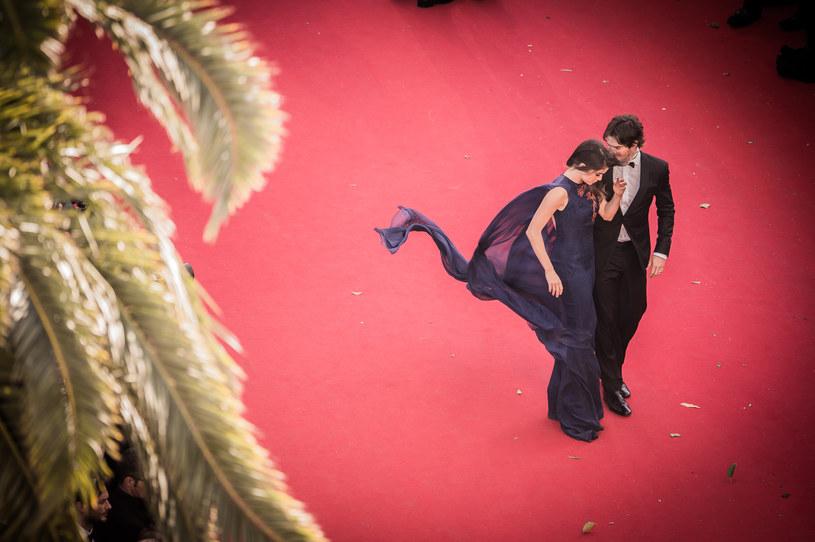 Nikki Reed i Ian Somerhalder na czerwonym dywanie /Francois Durand /Getty Images
