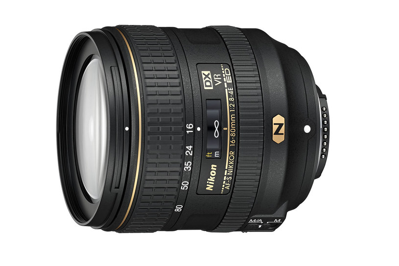 Nikkor 16-80 mm F2.8-4E ED VR /materiały prasowe