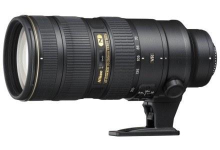 Nikkor AF-S 70-200 mm f/2,8G ED VR II /materiały prasowe