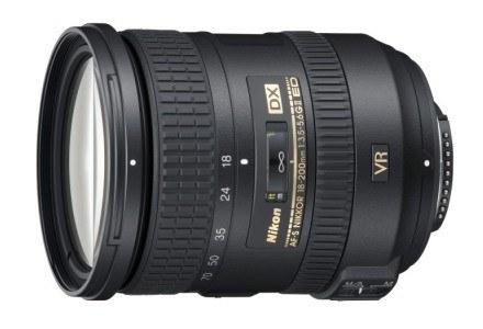 Nikkor AF-S DX 18-200 mm f/3,5-5,6G ED VR II /materiały prasowe
