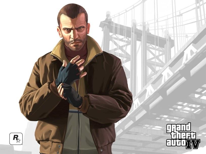 Niko Bellic z GTA IV /materiały prasowe