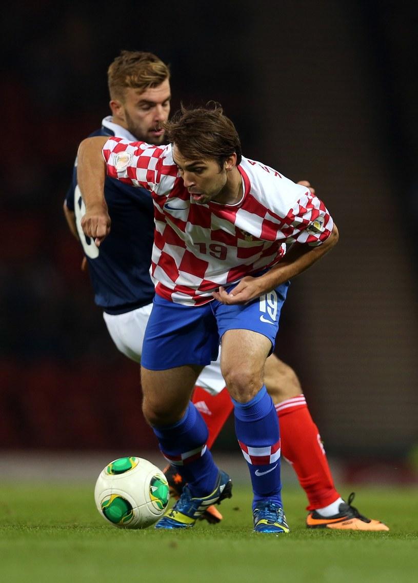 Niko Kranjcar nie zagra na mistrzostwach świata /AFP