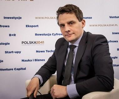 Nikodem Bończa Tomaszewski, prezes Exatel S.A.