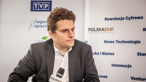 Nikodem Bończa-Tomaszewski, prezes Exatel SA