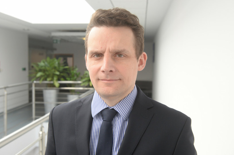 Nikodem Boncza-Tomaszewski, prezes Exatela /Jan Bielecki /East News