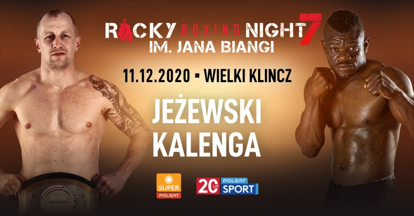 Nikodem Jeżewski i Youri Kalenga /INTERIA.PL