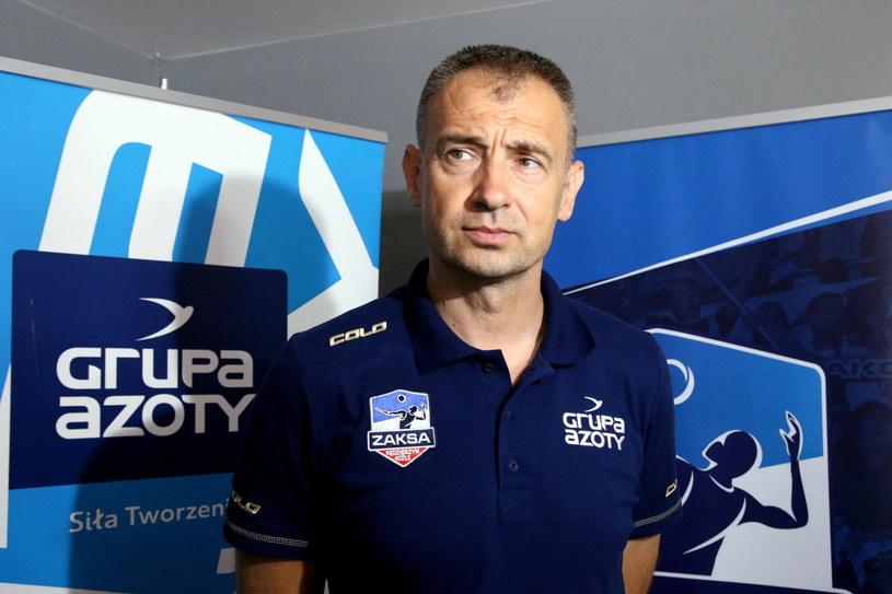 Nikola Grbić /Krzysztof Świderski /PAP