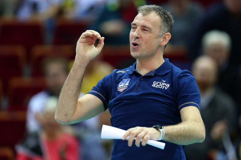 Nikola Grbić /Piotr Matusewicz /East News