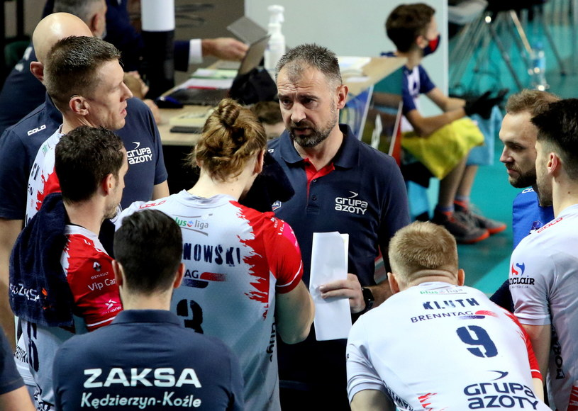 Nikola Grbić /PAP/EPA