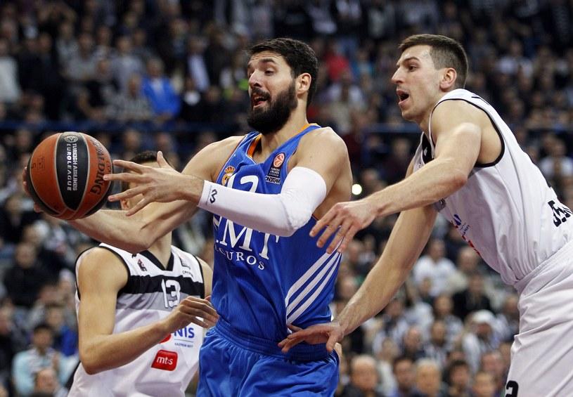 Nikola Mirotic (Real Madryt) /AFP