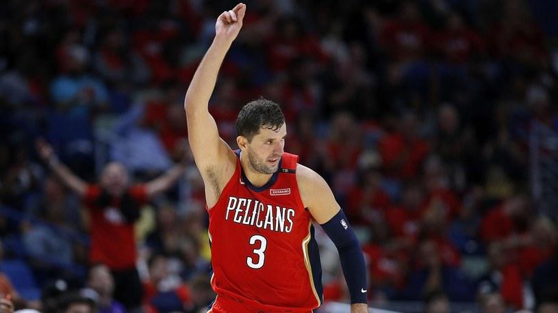 Nikola Mirotić z Pelicans /Getty Images