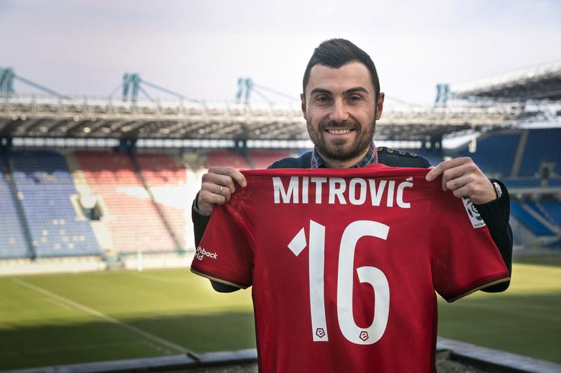Nikola Mitrović /Anna Kaczmarz /East News
