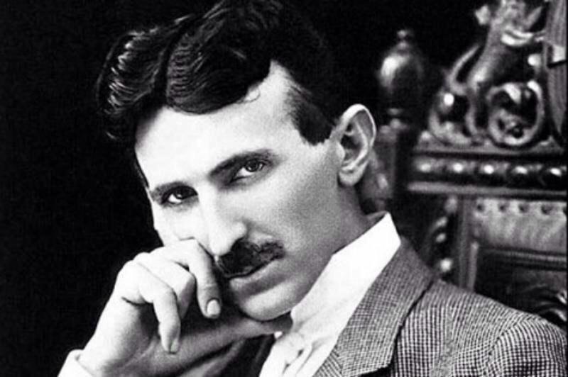 Nikola Tesla /Wikimedia Commons /INTERIA.PL/materiały prasowe