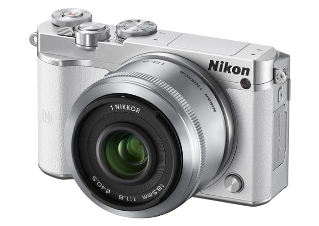Nikon 1 J5 /materiały prasowe