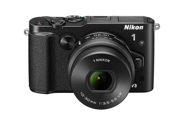 Nikon 1 V3 /materiały prasowe