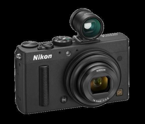 Nikon Coolpix A /materiały prasowe