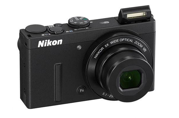 Nikon Coolpix P340 /materiały prasowe