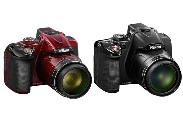 Nikon Coolpix P600 i Coolpix P530 /materiały prasowe