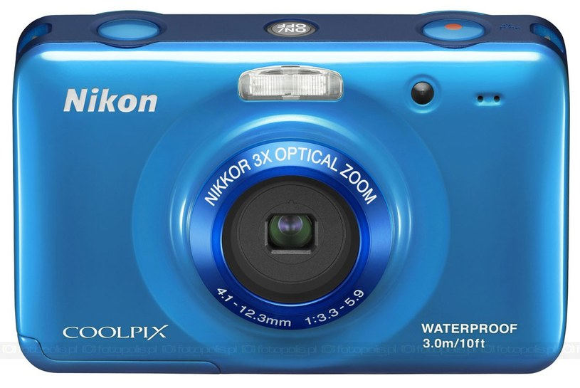 Nikon Coolpix S30 /materiały prasowe