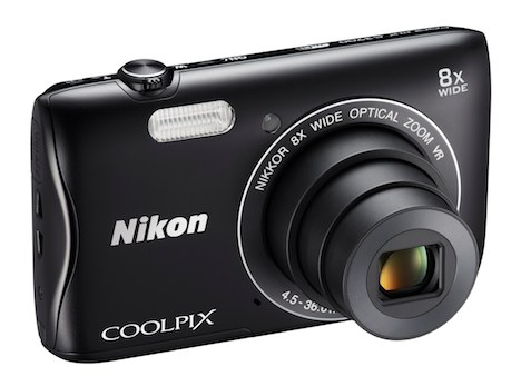 Nikon Coolpix S3700 /materiały prasowe