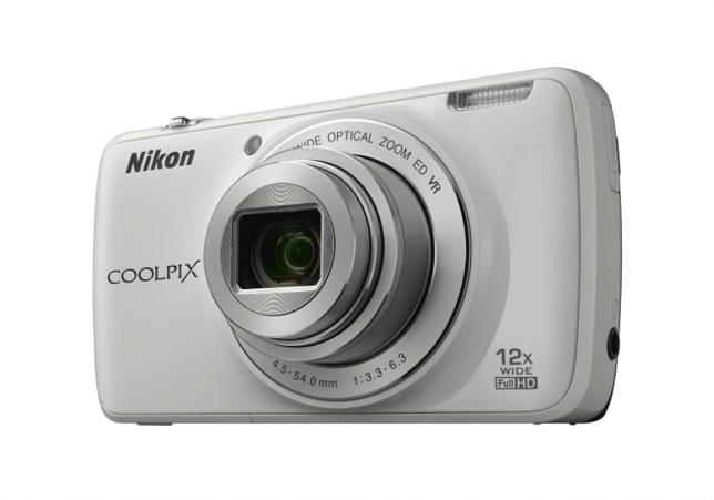Nikon Coolpix S810c /materiały prasowe