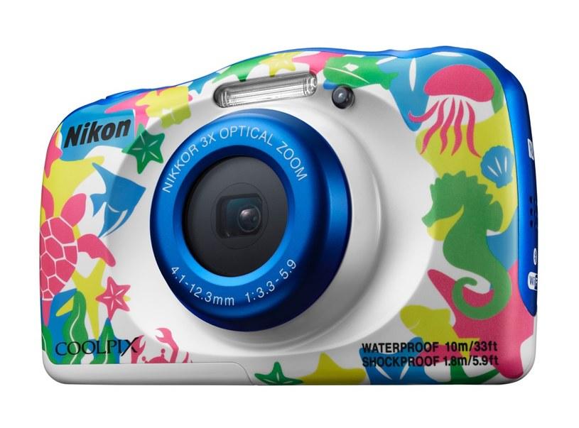 Nikon Coolpix W100 /materiały prasowe