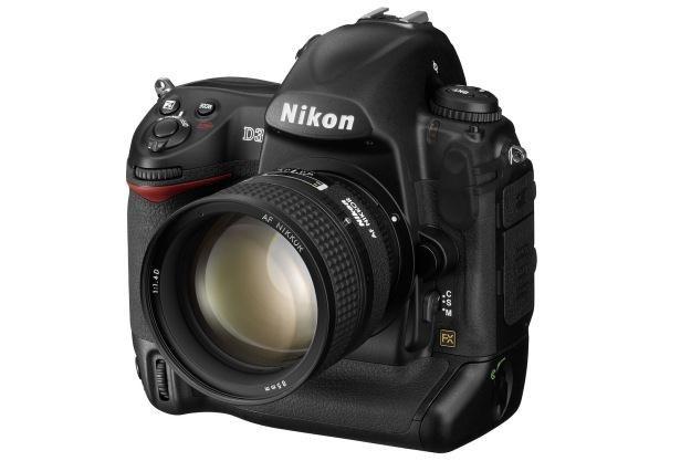 Nikon D3 doczeka się wkrótce następcy? /materiały prasowe