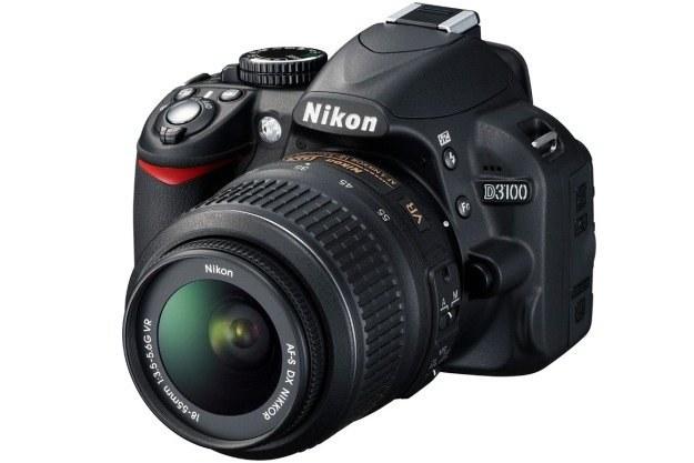 Nikon D3100 /materiały prasowe