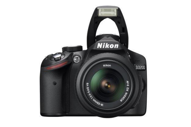 Nikon D3200 /materiały prasowe