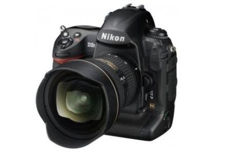 Nikon D3S /materiały prasowe