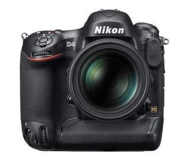 Nikon D4 - nowość dla zawodowców