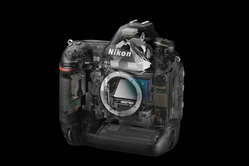 Nikon D6 /materiały prasowe