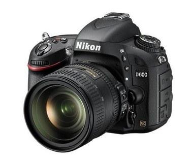 Nikon D600 - pełna klatka dla mas