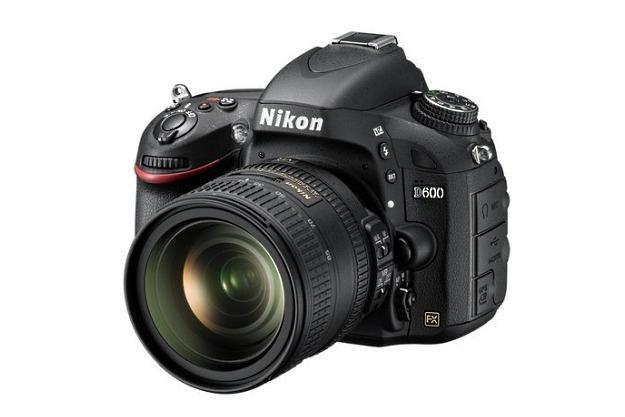 Nikon D600 /materiały prasowe