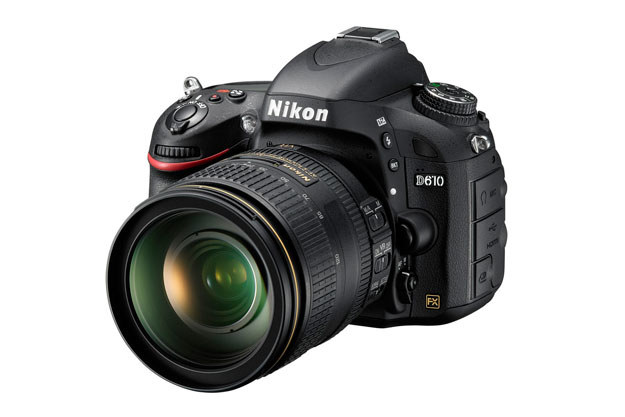 Nikon D610 /materiały prasowe