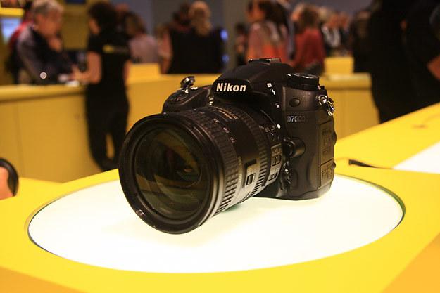 Nikon D7000 /INTERIA.PL - Adam Nietresta