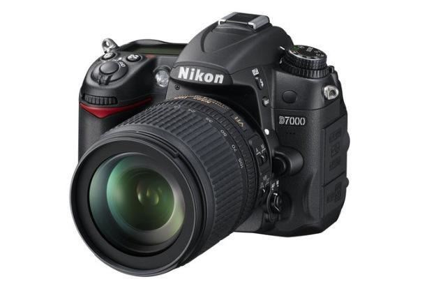 Nikon D7000 /materiały prasowe
