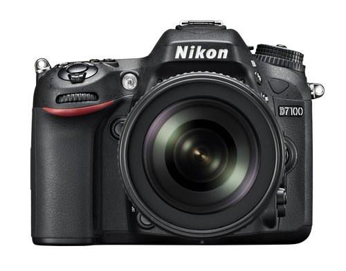 Nikon D7100 /materiały prasowe