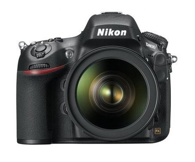Nikon D800 i D800E - dwaj następcy Nikona D700